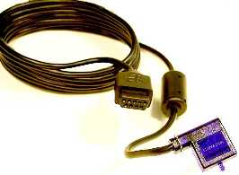 Cables for Garmin GPSes